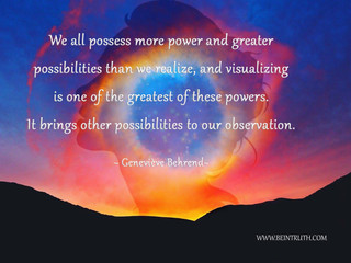 Are You Aware Of Your Power?
