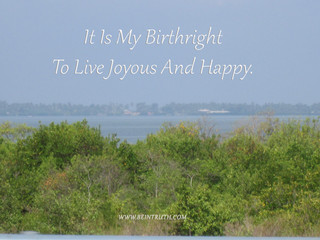 It's Your Birthright!