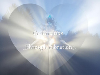 Co-Creation Through Vibration