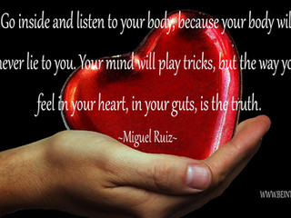 Your Heart Knows The Truth