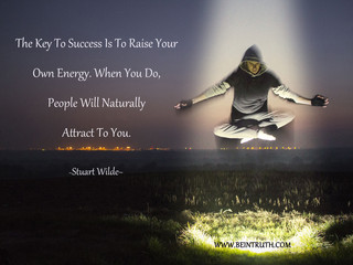 The Key To Success Is...