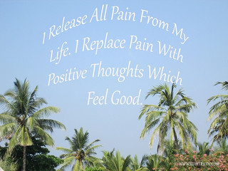 I Release All Pain From My Life!