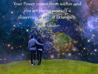 Your Power Is Within You.