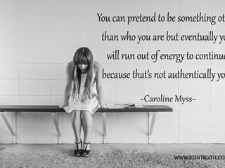 Be Authentic. Be Happy!
