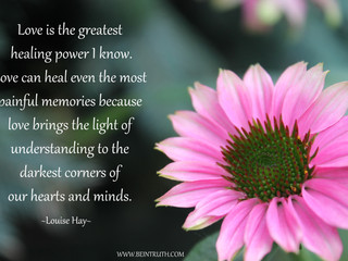Love Is The Greatest Healing Power!