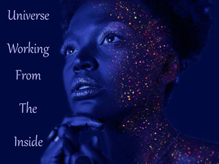 The Universe is within you!