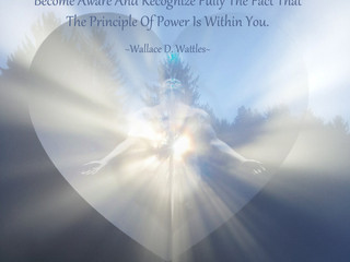 Your Power Is Within.