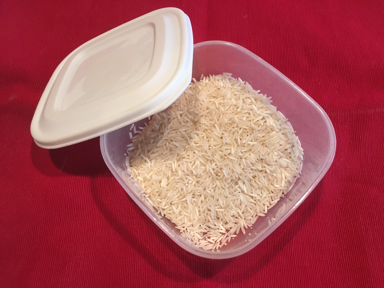 Gregor: Rice