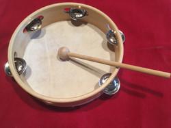 Gregor: Tambourine