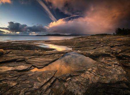 My PhotoSpot Guide - Muruvika beach, Norway