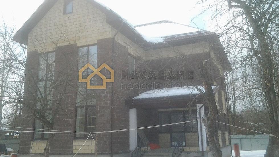 Дом из керамических блоков в г. Железнодорожный