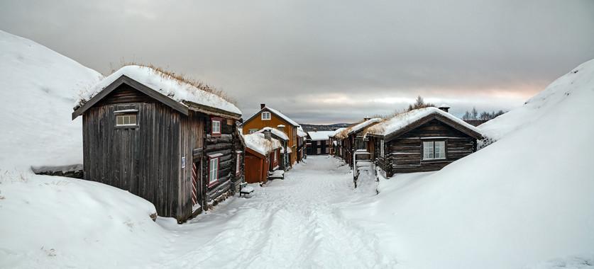 Wintertime in Røros