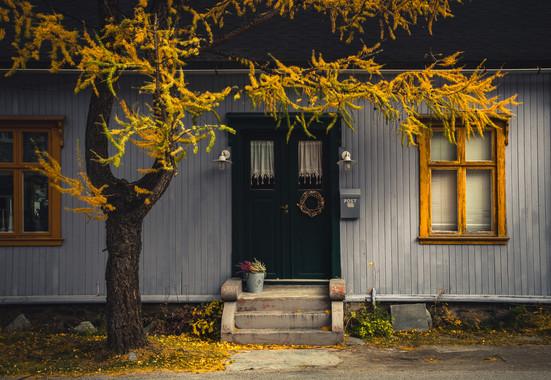 Streets of Røros