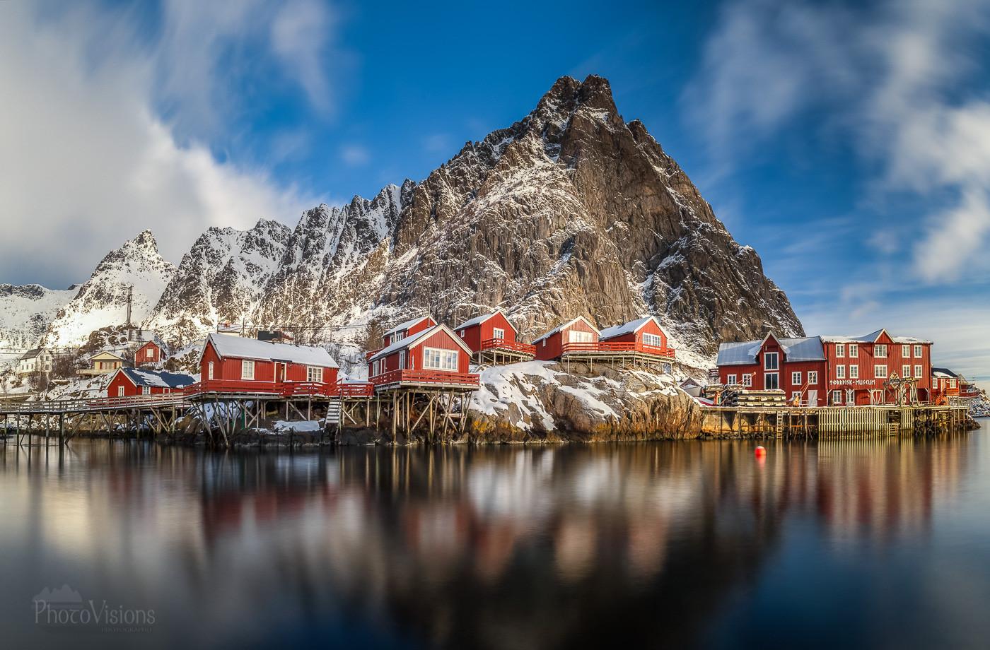 Village called Å
