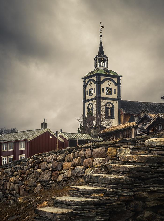 Famous Røros Church