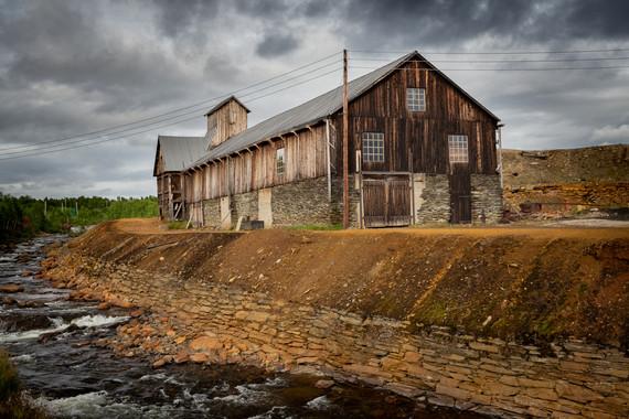 Røros mining facilities