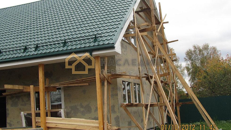 Каркасный дом в г. Солнечногорск