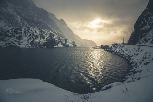 Way to Nusfjord