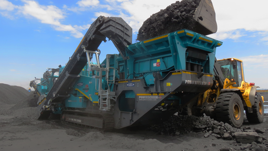 320SR Impact Crusher