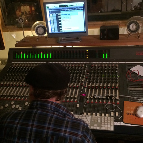 Reservoir Studios with Chris at the helm