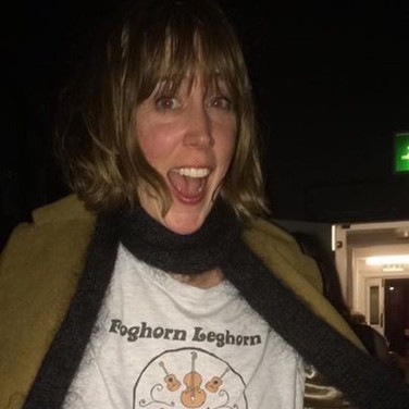 Beth Orton's wearing our t-shirt!