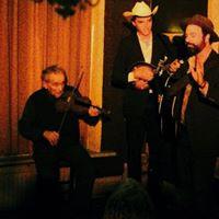 Tom Paley, RIP - with Don Gallardo and Stuart Bond