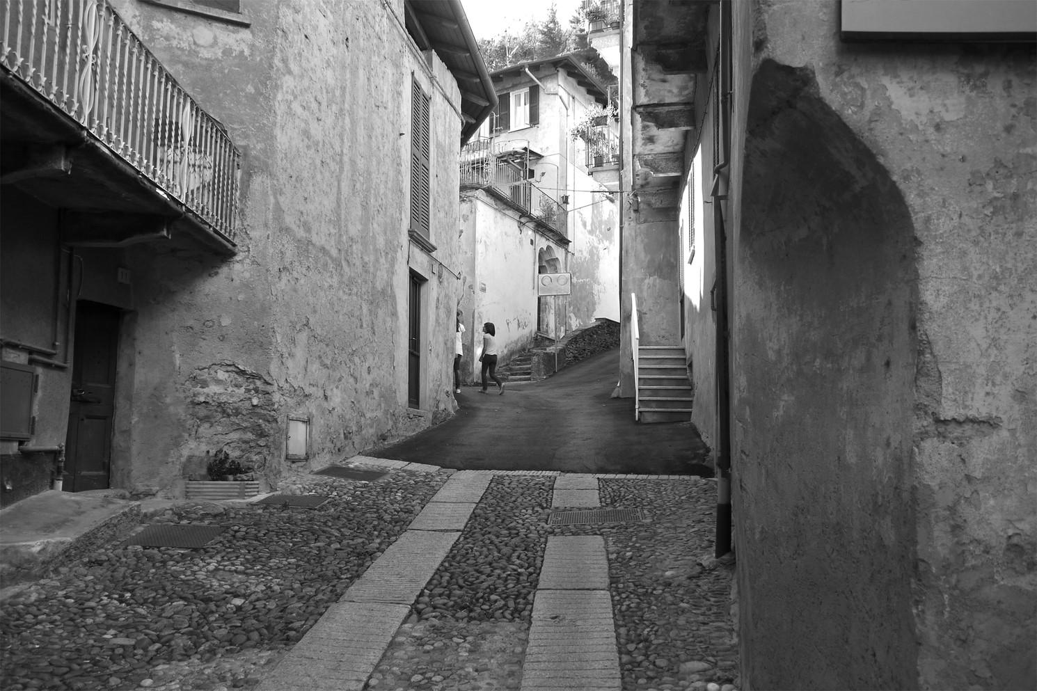 Norditalien Altstadt