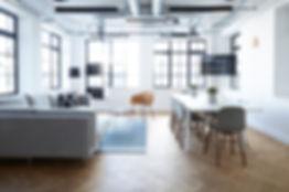 現代の会議室