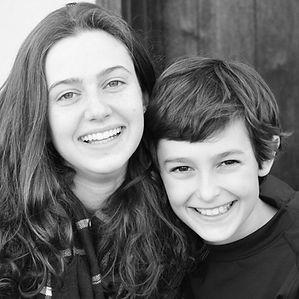 Emma and Daniel Johnston