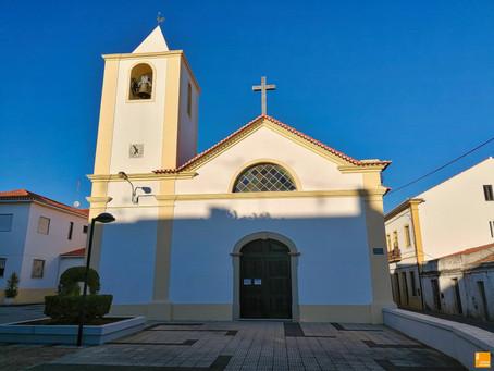 Patrocinado   Igreja Paroquial do Rossio ao Sul do Tejo