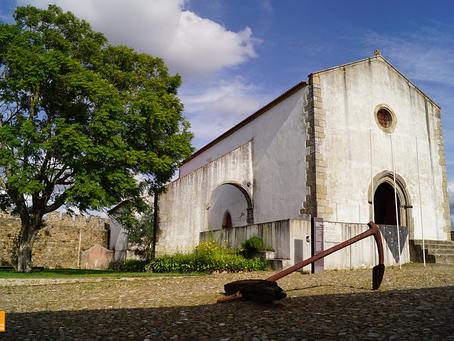 Olhares | Igreja de Stª Maria do Castelo
