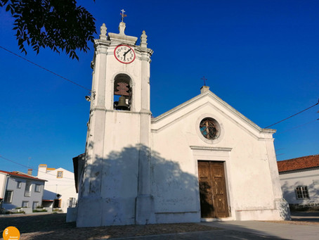 #patrocinado | Igreja de Santa Eufémia em Rio de Moinhos