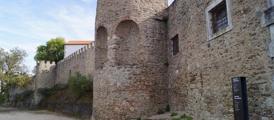 5 Castelos (entre eles o de Abrantes), 5 Rios