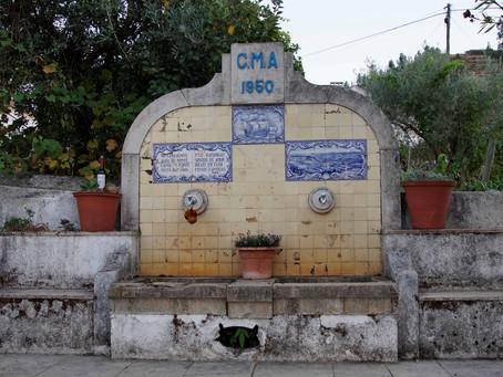 Patrocinado | O fontanário da Matagosa