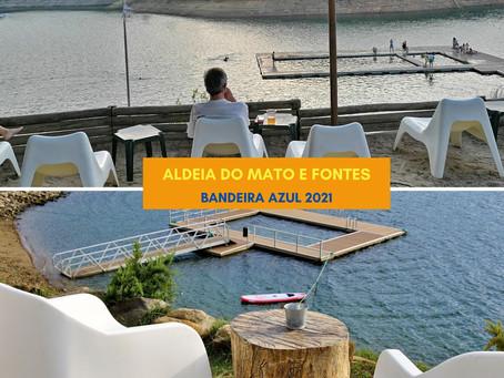 Praias Fluviais de Aldeia da Mato e Fontes mantêm categoria Bandeira Azul em 2021