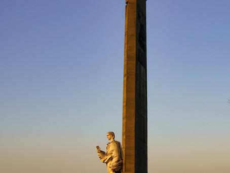 #patrocinado | Miradouro do Cristo Rei em Matagosa