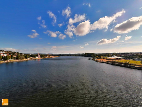 Rio acima à descoberta das praias do Tejo, do Seixal ao Alamal