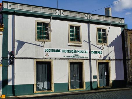Olhares   Sociedade Instrução Musical Rossiense celebra 105 anos de existência