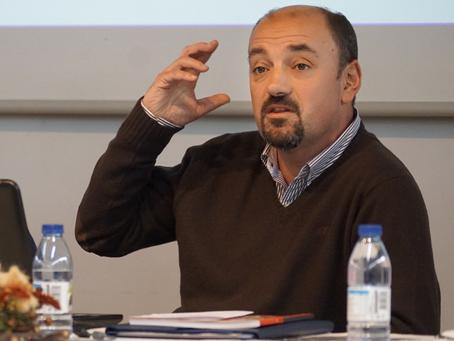 Agenda: Encontro com o Escritor José Martinho Gaspar
