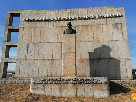 #patrocinado   Monumento a Eduardo Duarte Ferreira