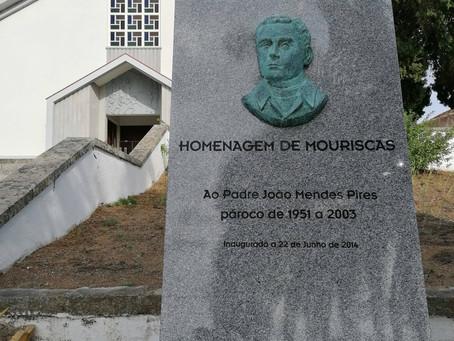 #patrocinado   Homenagem de Mouriscas