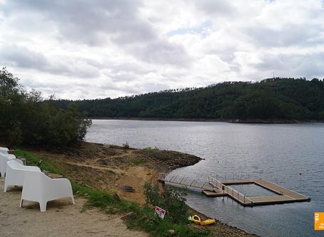 """O site Coolectiva """"mergulhou"""" na Praia Fluvial de Fontes"""