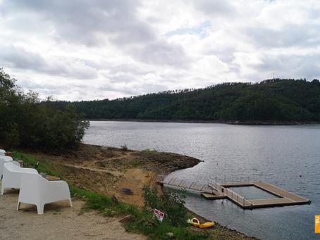 Este verão é mais doce com 20 praias fluviais... e uma delas fica nas Fontes
