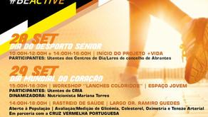Agenda | Semana Europeia do Desporto assinalada em Abrantes com várias atividades