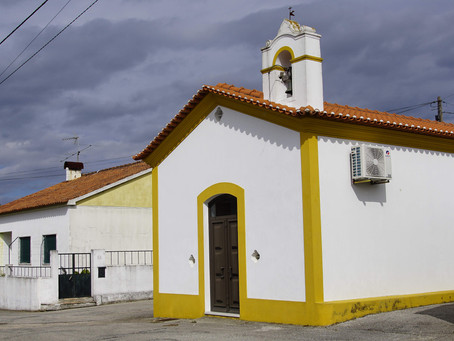 Patrocinado | A Capela de Santo António