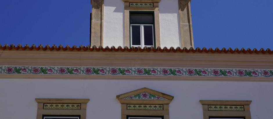 Pormenores no Centro Histórico de Abrantes