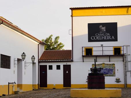 Casal da Coelheira integra roteiro virtual pelas cinco Regiões Vitivinícolas do Centro de Portugal