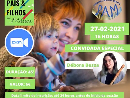 Agenda | Pais & Filhos com Música online