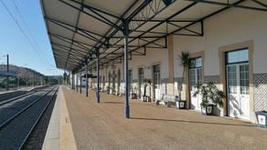 #patrocinado | Estação dos Caminhos de Ferro de Abrantes