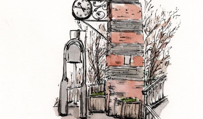 EG017 The Clock
